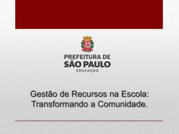 SEMINARIO DE EDUCAÇÃO FISCAL