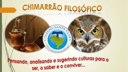 A ESCOLA ESSENCIAL - Colégio Santa Clara
