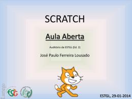 SCRATCH. - clube scratch