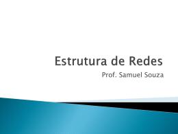 EstruturaDeRedes