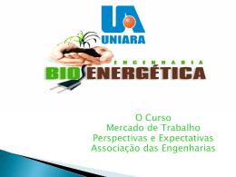 Engenharia Bioenergética