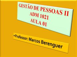 Asi se trabaja en Google - Professor Marcos Berenguer