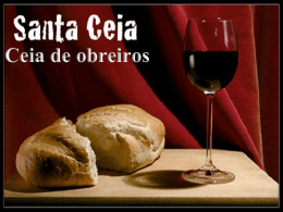 Santa ceia obreiros Ap Idekim 07122013