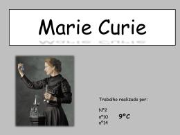 Diapositivo 1 - TabelaPeriodica