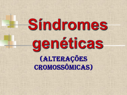 Síndrome Genética