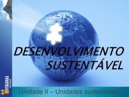 O que é o Desenvolvimento Sustentável?