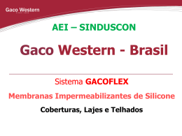 Gaco Western PowerPoint Template