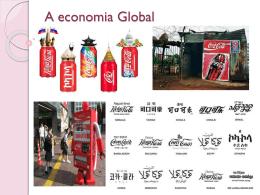 A economia Global - Colégio Salesiano Recife