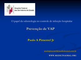 Microbiologia - VAP