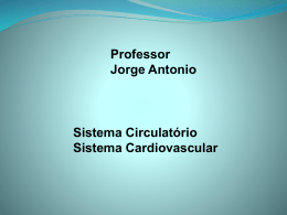aula de sistema circulatório.