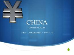CHINA - Fieb