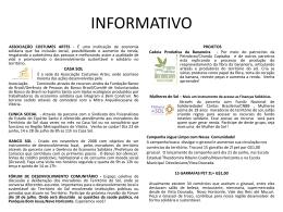 Slide 1 - Cirandas