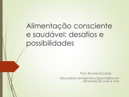 Consumo consciente e sustentável: desafios e oportunidades
