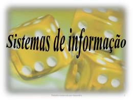 Sistemas de informação - pradigital