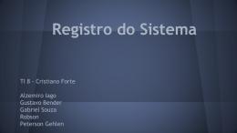 - Prof. Cristiano Forte