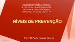 Aula 2 - Níveis de prevenção (327247)