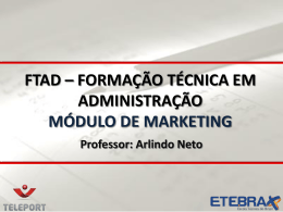 AULA 4 Marketing 201..