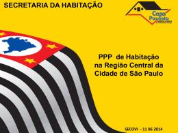 Íntegra da apresentação de Reinaldo Iapequino - Sinduscon-SP