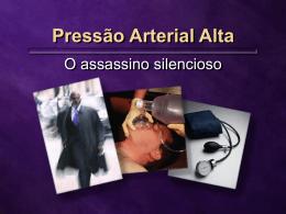 Pressão Arterial Alta