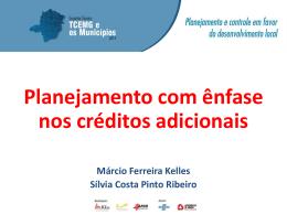 aqui - Tribunal de Contas do Estado de Minas Gerais