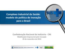 Complexo Industrial da Saúde