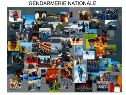 A Gendarmeria Nacional da França – Jean-Paul de