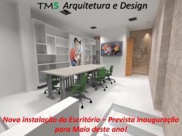 TM5 Arquitetura e Design