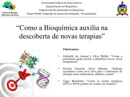 Como a proteômica pode auxiliar a identificar novos alvos