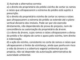 REVISÃO. - Direito Unimep