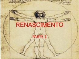 renascimento 2 - Colegio Ideal