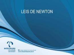 LEIS DE NWEWTON (1)