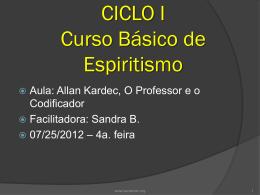 Allan Kardec: Educador e Codificador (SandraB)