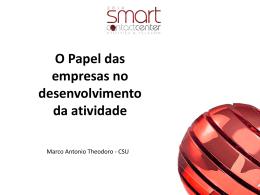 Slide 1 - Smart Contact Center