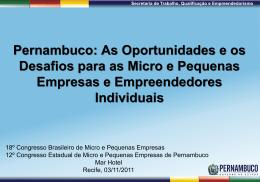 Antonio Carlos - Secretaria do Trabalho PE