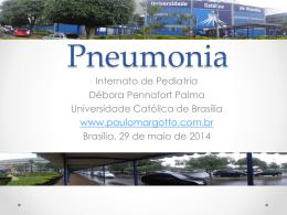 Pneumonia - Paulo Roberto Margotto