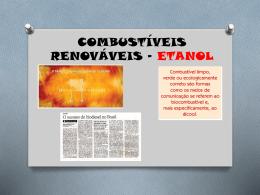 Apresentação 2 - ETANOL