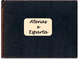 1° ano História - Atenas_e_Esparta