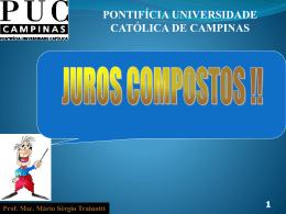 Prof. Msc. Mário Sérgio Trainotti