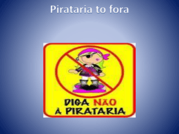 Pirataria to fora