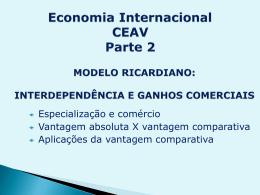 Eco Internacional - CEAV