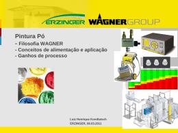 Apresentação WAGNER - PADRÃO - MAR