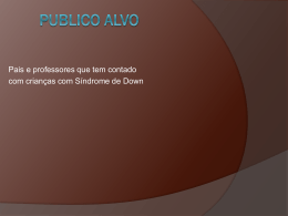 Publico alvo - Blogs Unasp