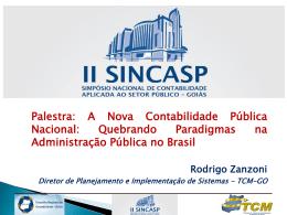 4. Paradigmas da Administração Pública ante ao Cenário Atual