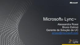Microsoft UC :: Incrementando ou Substituindo seu PABX