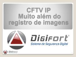 Digifort Apresentação Agosto 2010