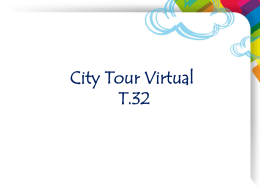 City Tour Virtual