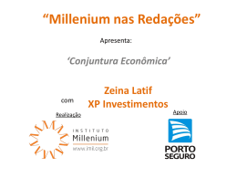 Slide 1 - Instituto Millenium