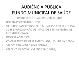 1 quadrimestre 2015