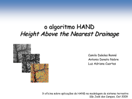 Geo 14b – HAND Algoritmo Camilo