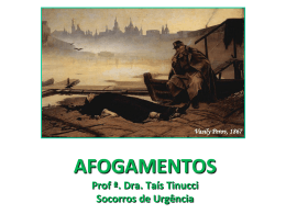 AFOGAMENTO - Moodle USP do Stoa